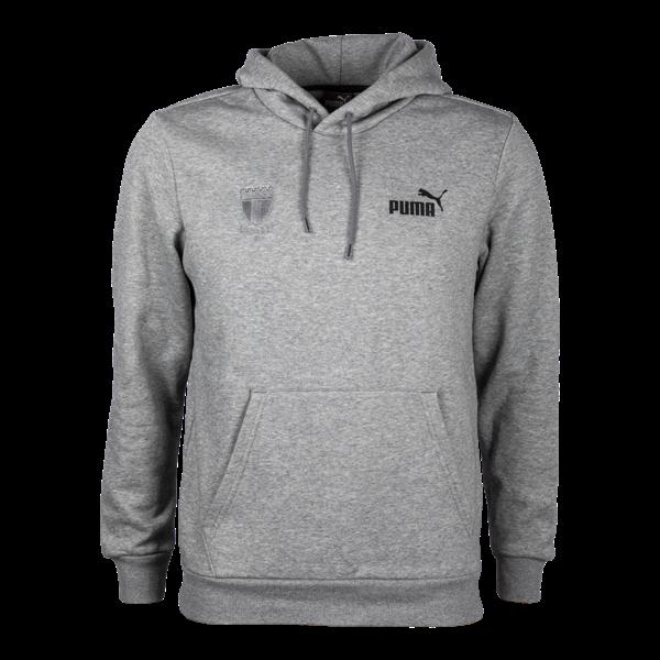 f6368e1b Puma grå ess hoodie