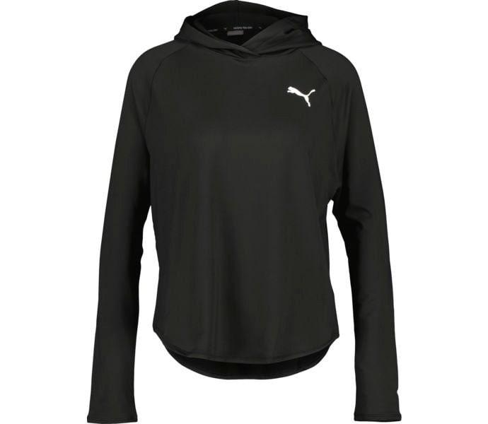 Puma dam active hoodie svart