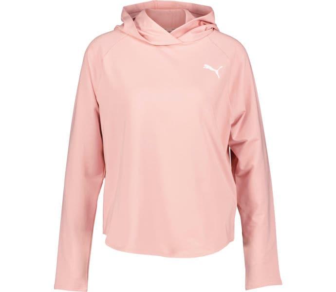 Puma dam active hoodie rosa