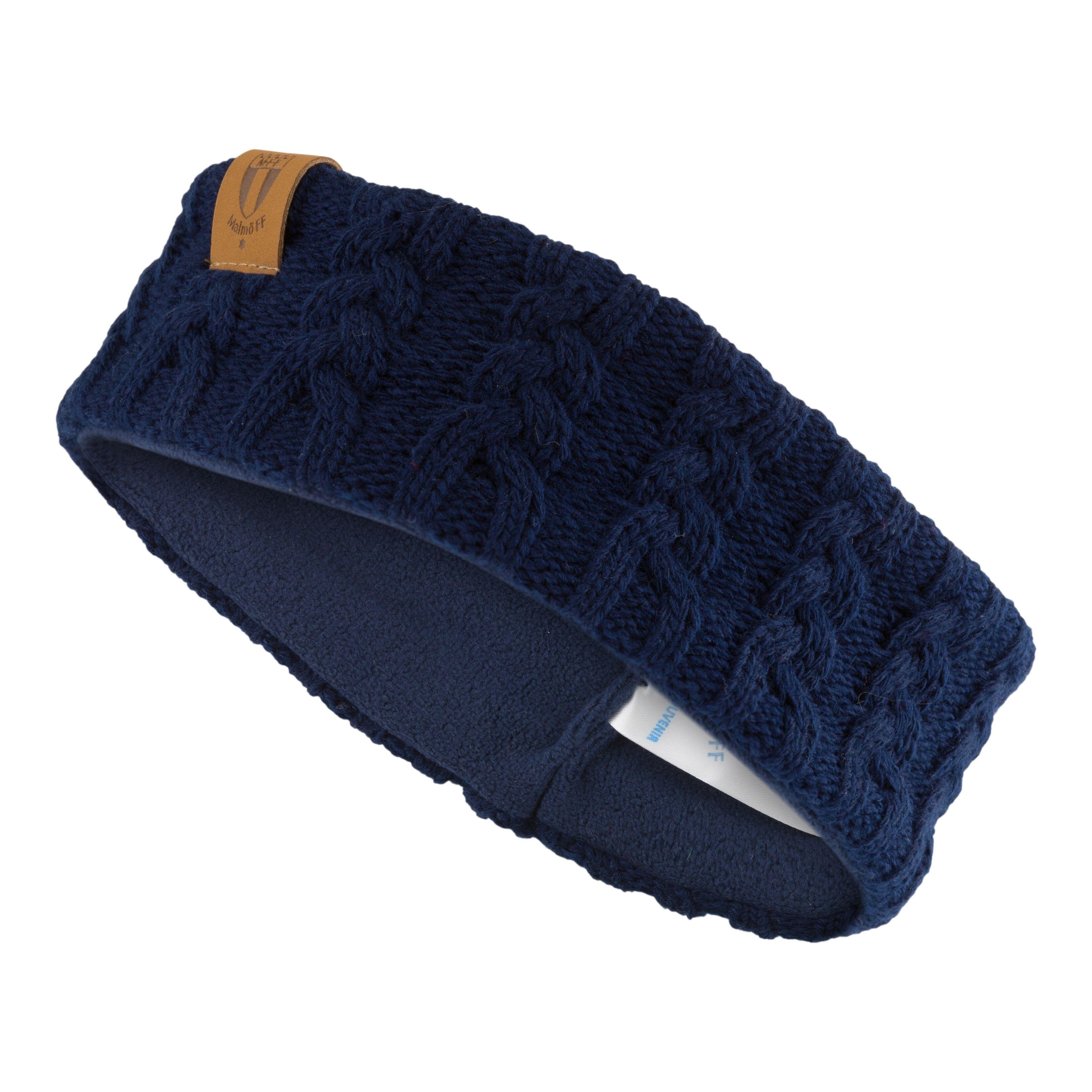 Pannband läder
