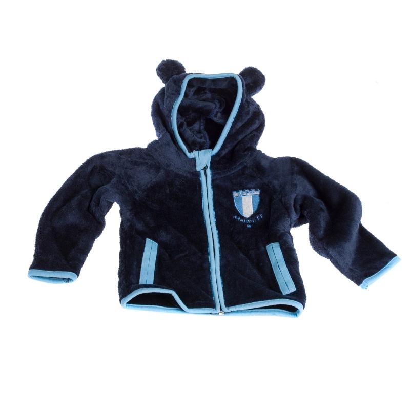 Teddyhood marinblå