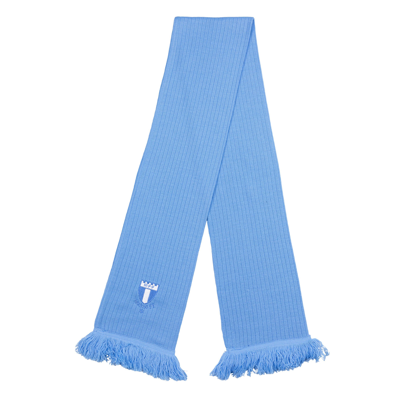 Halsduk premium ljusblå