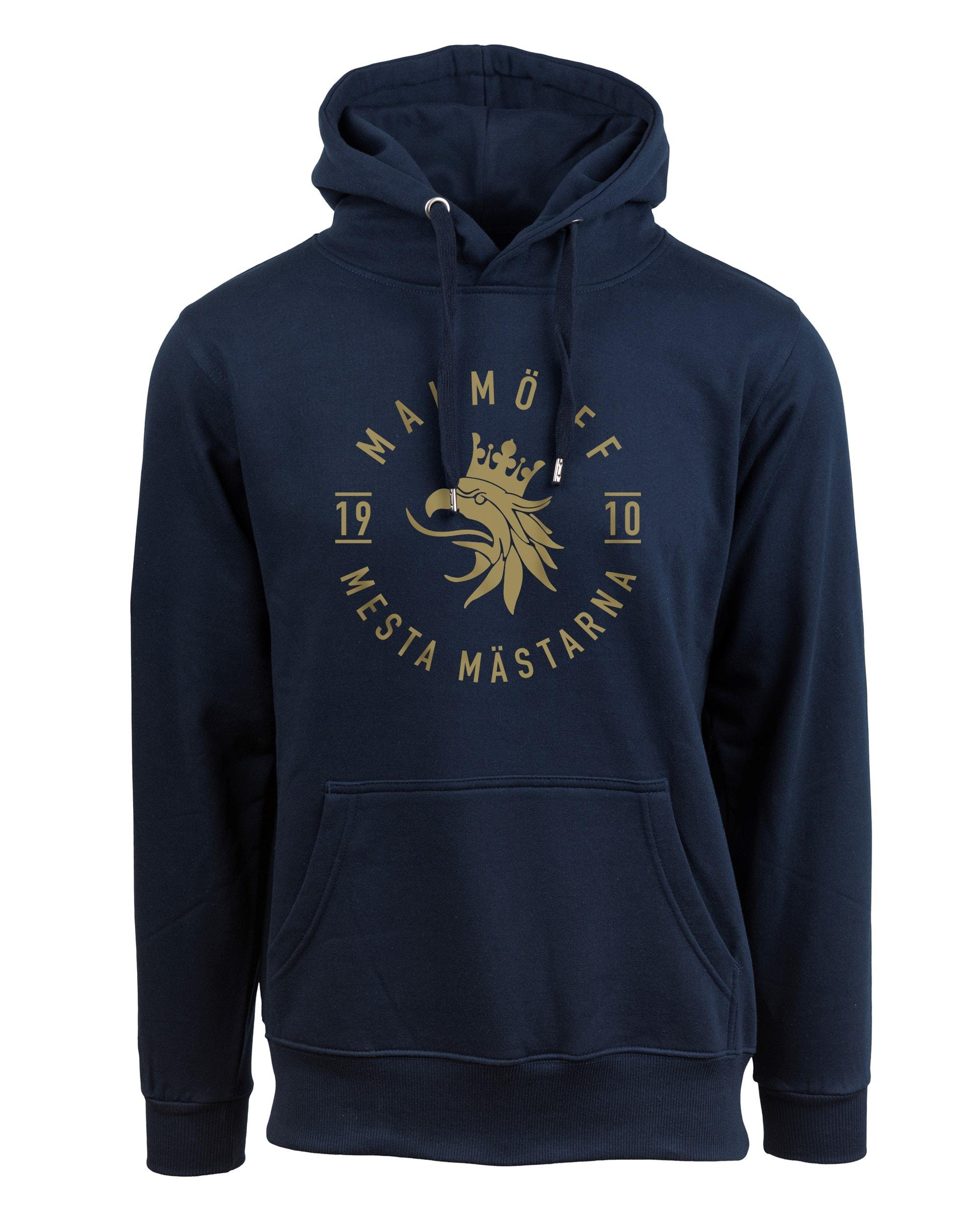 Hood marin gripen guld