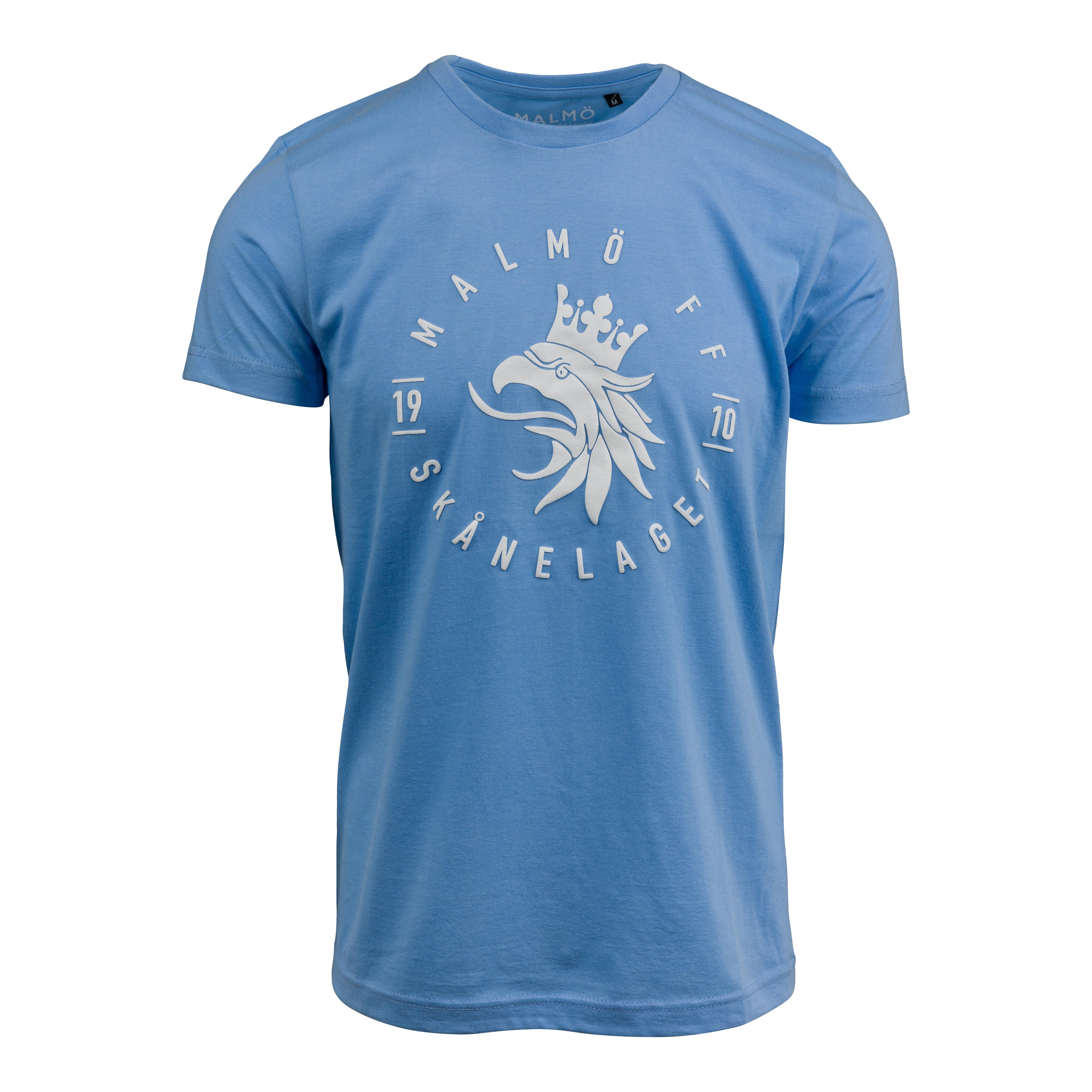 T-shirt ljusblå Gripen 3D