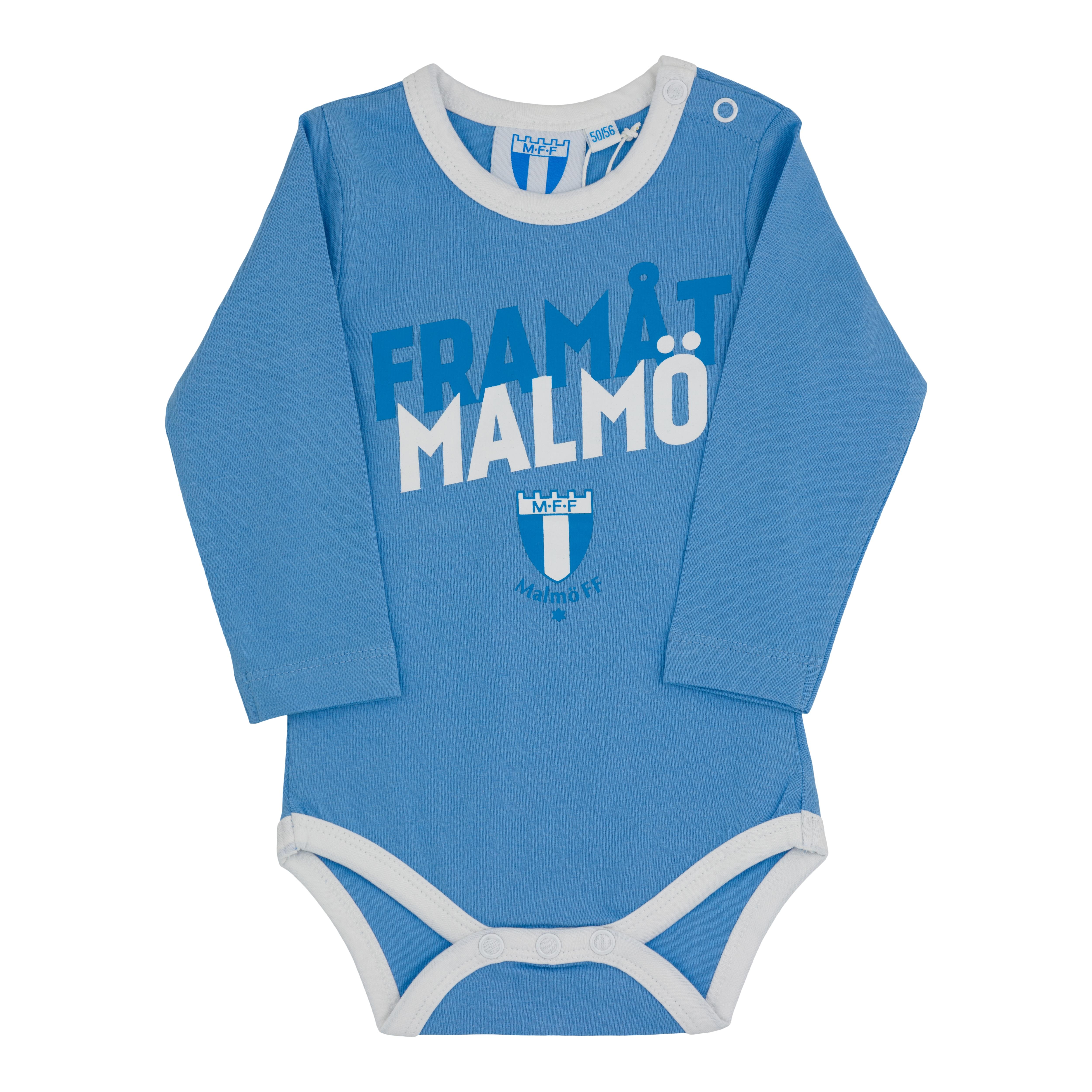 Body Framåt Malmö långärm ljusblå