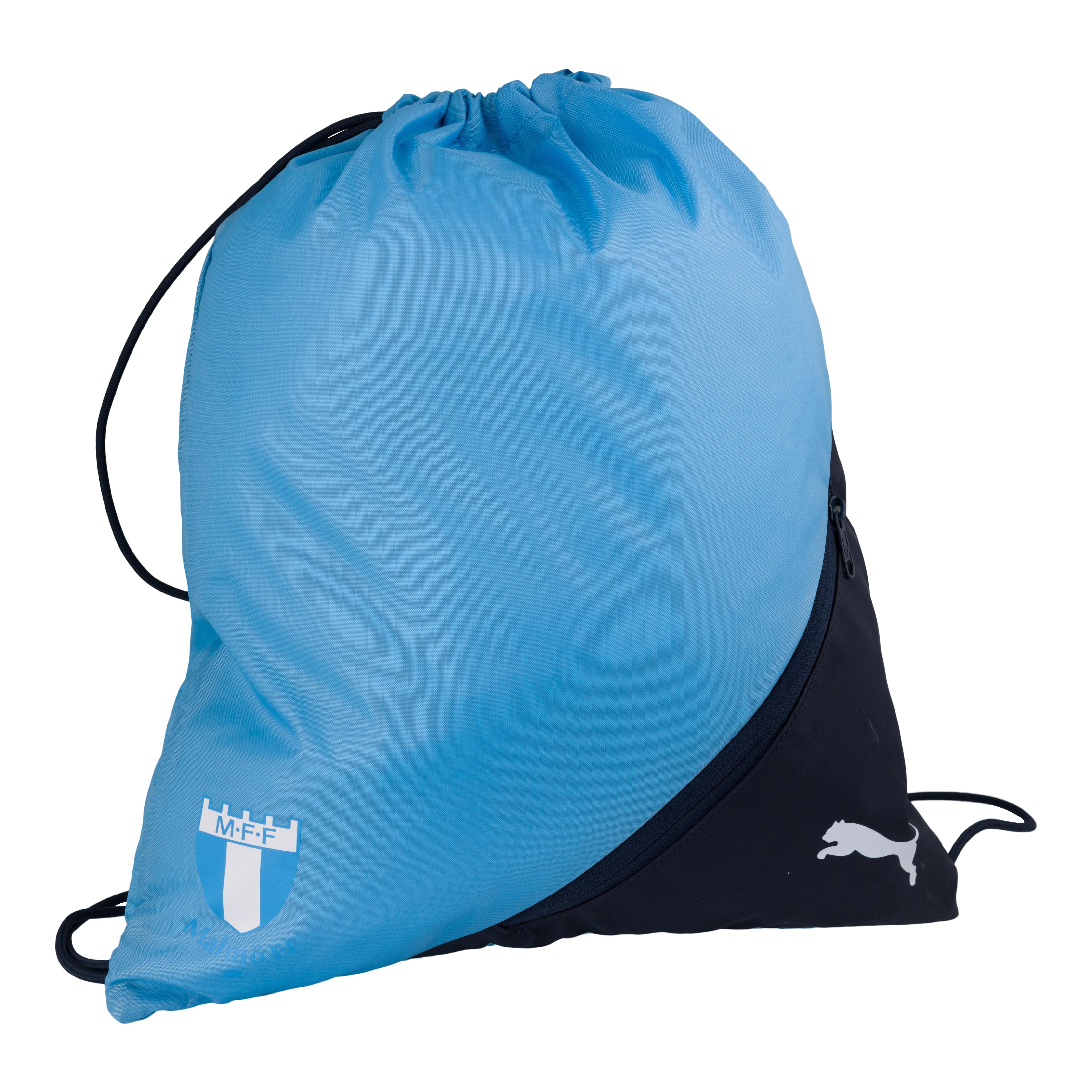 Puma gymbag ljusblå