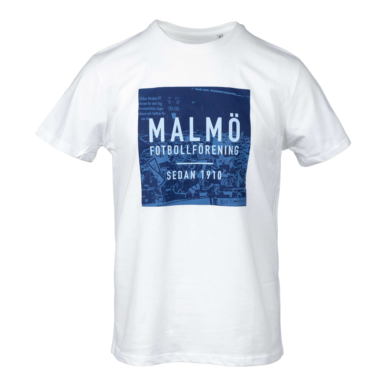 T-shirt vit tifo