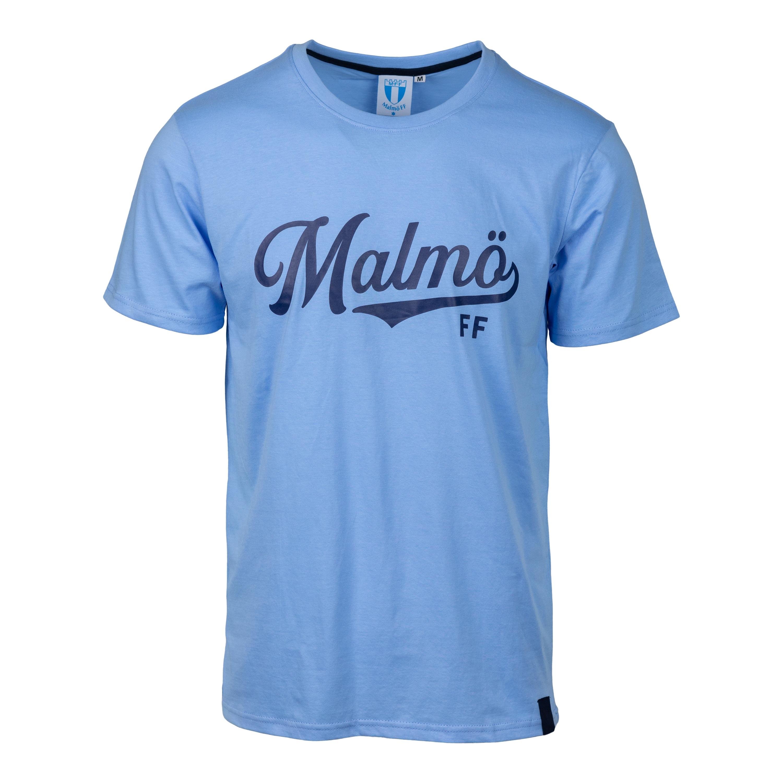 T-shirt barn ljusblå Malmö FF