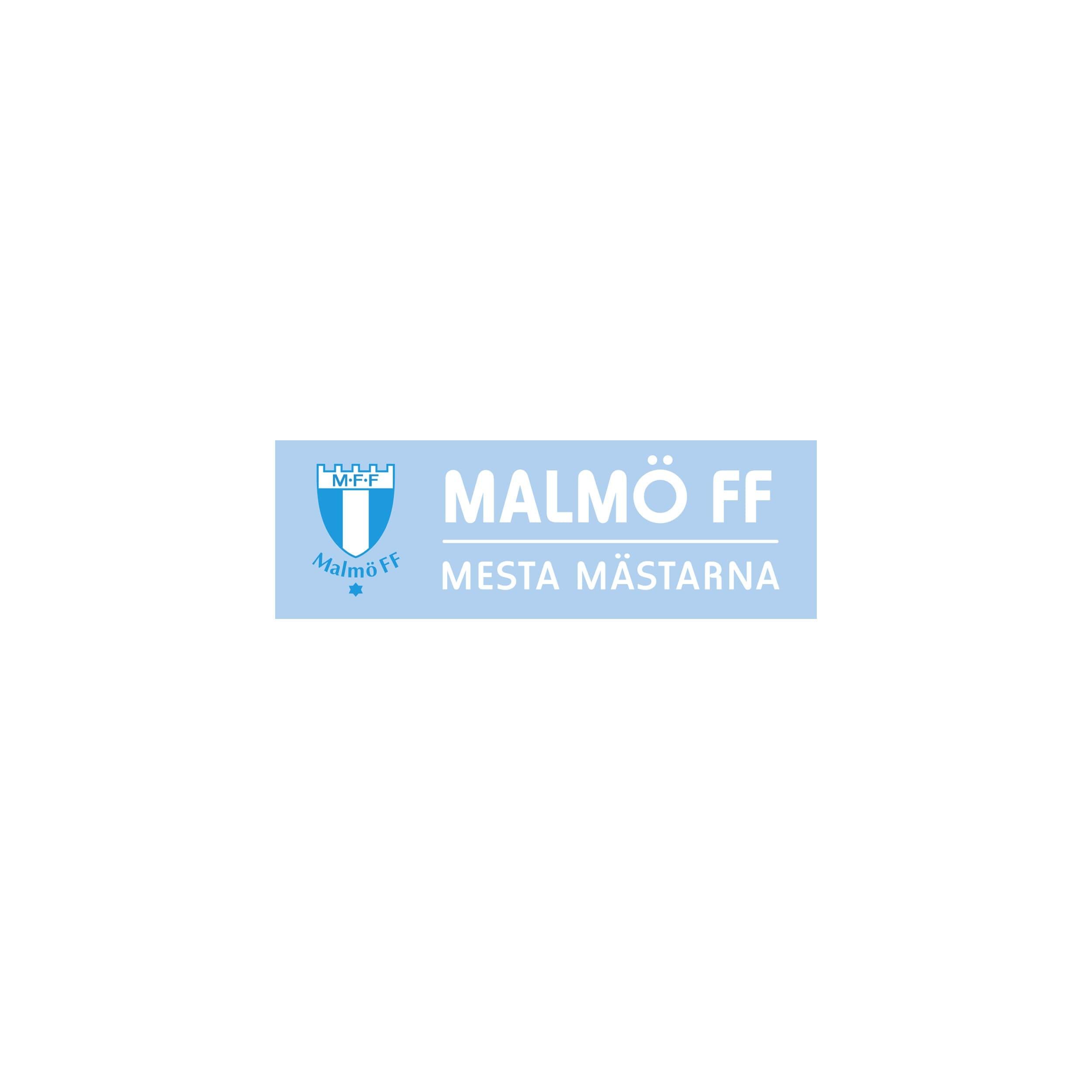Klistermärke Malmö FF Mesta Mästarna