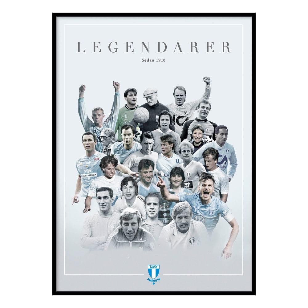 Poster Legendarer