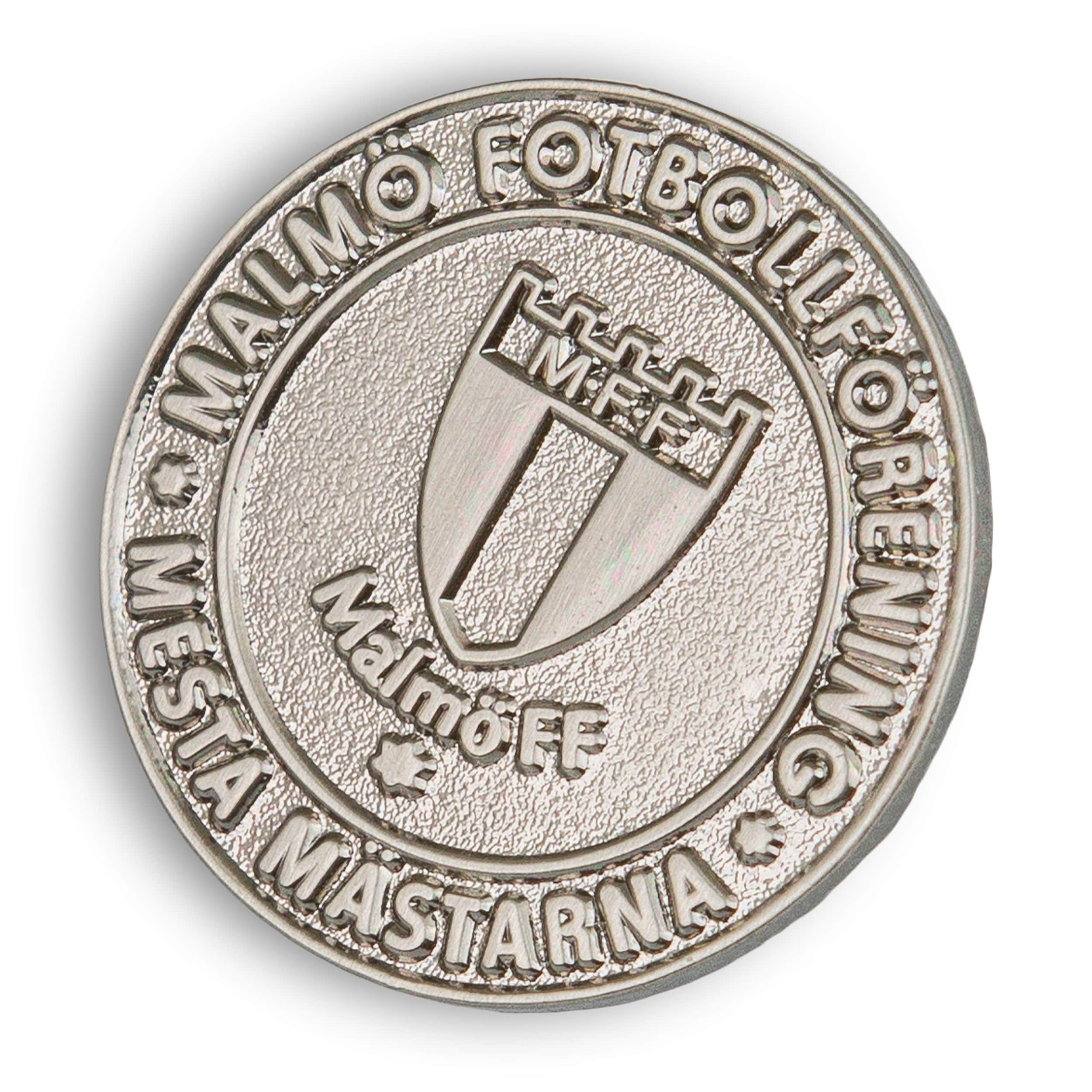 Pin silver Malmö Fotbollförening