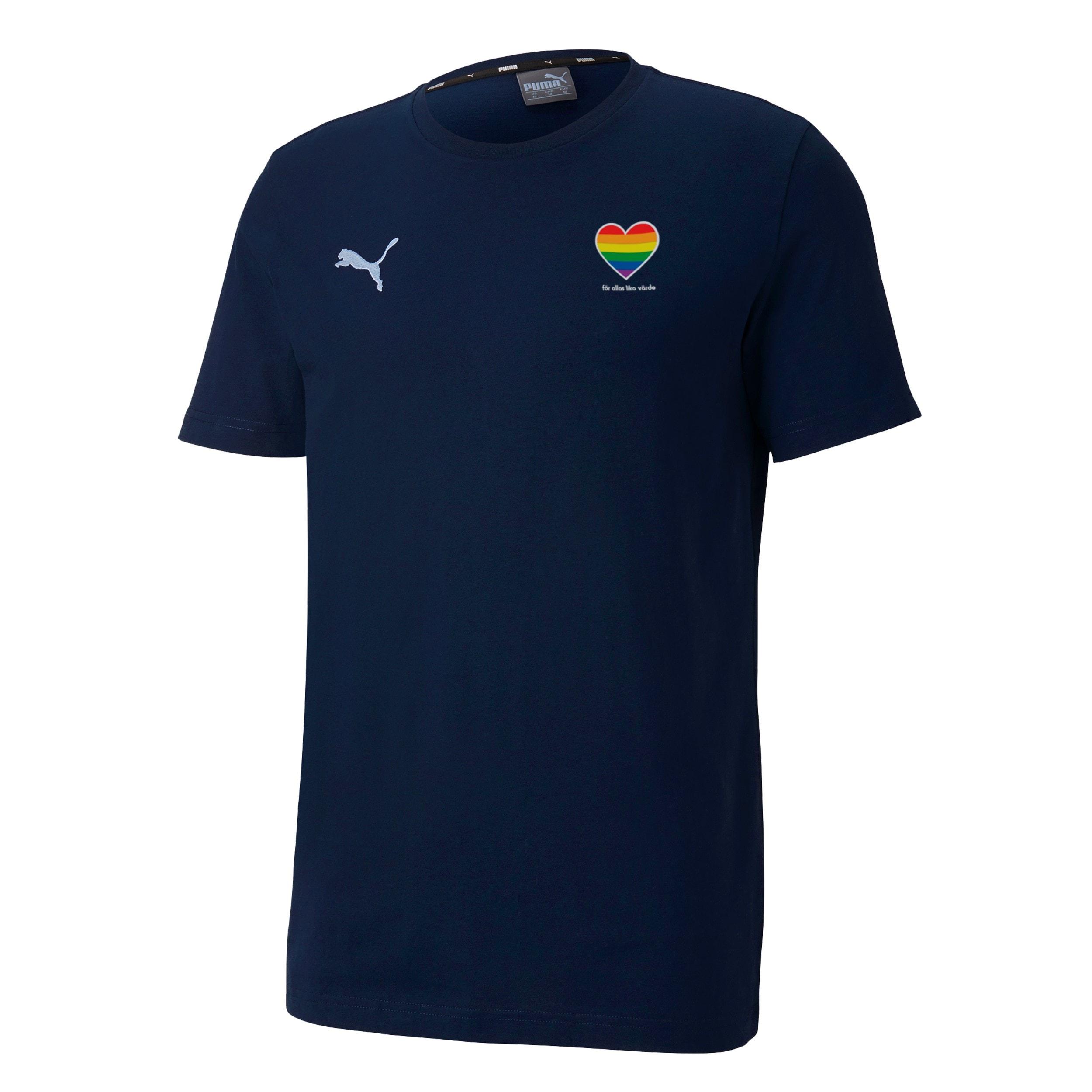 Puma t-shirt marin pride hjärta