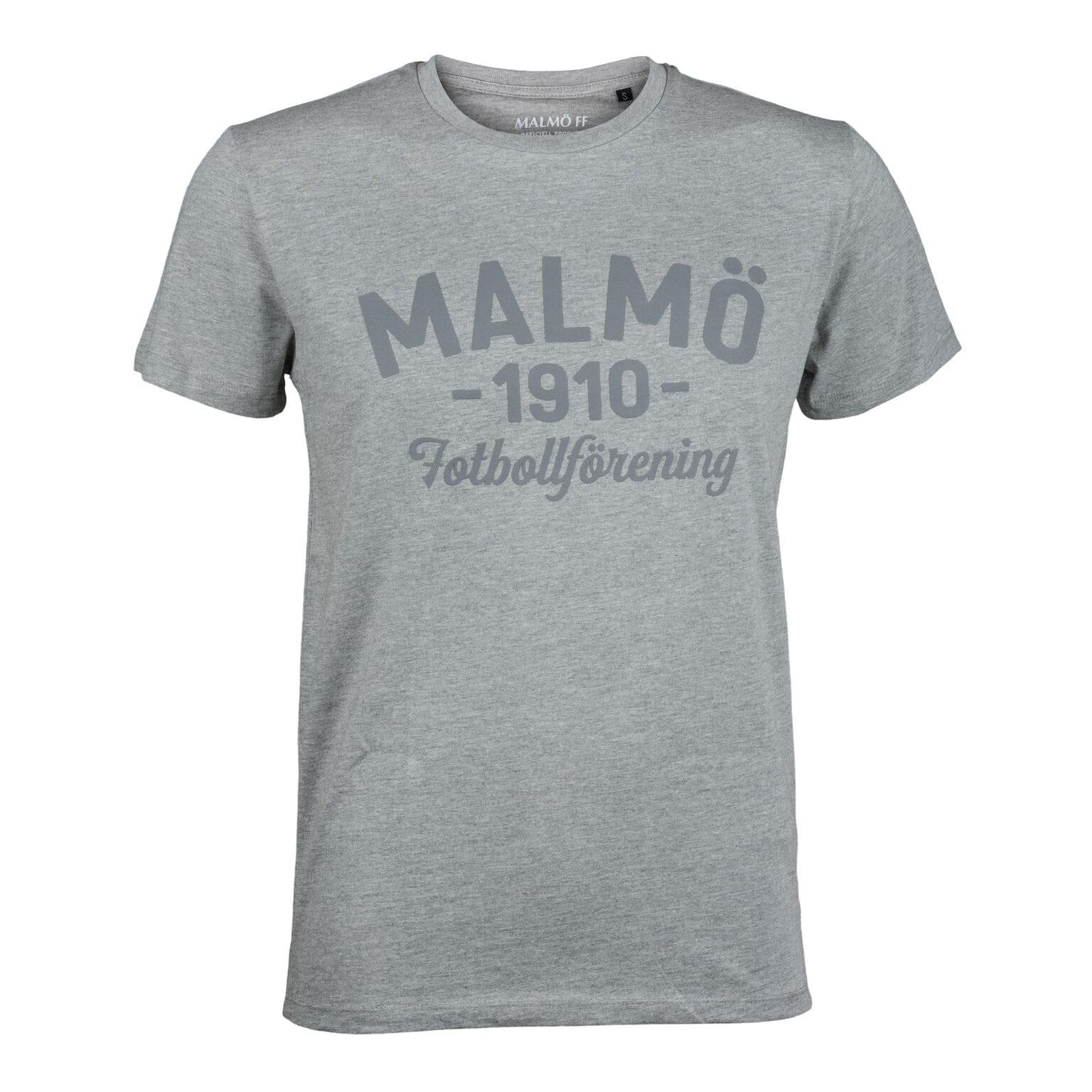T-shirt grå Malmö Fotbollförening