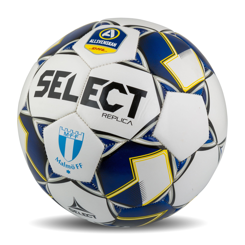 Fotboll Select vit