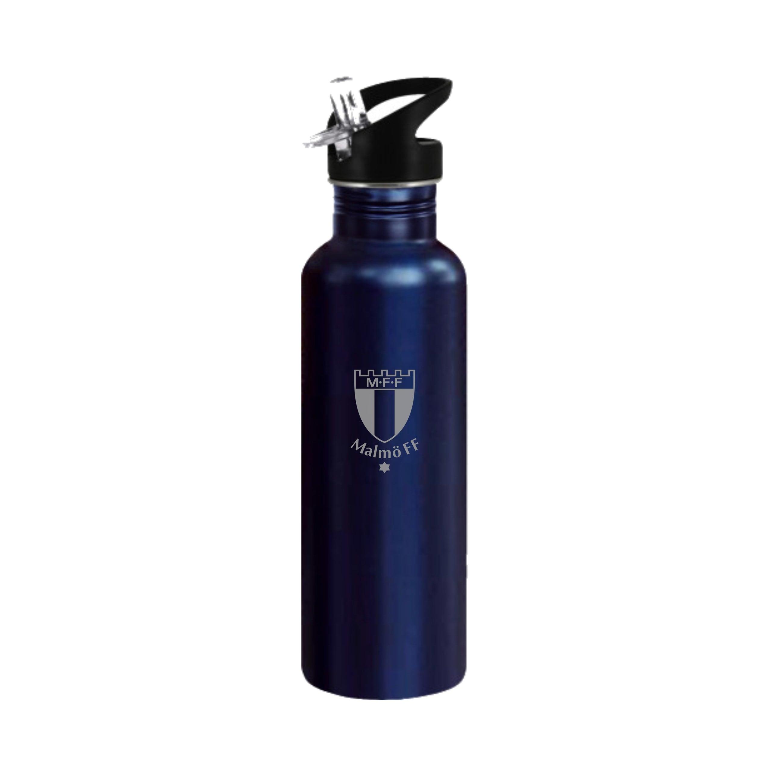 Vattenflaska stål 0,75