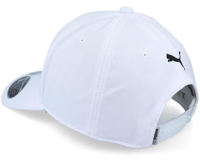 Puma golfkeps vit logo