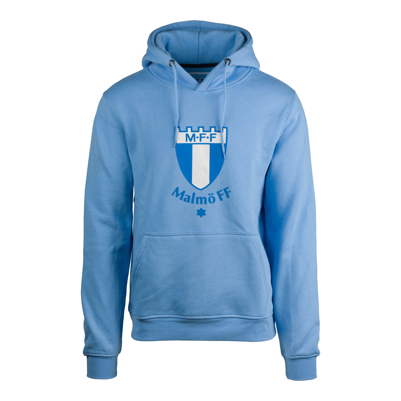 Hood barn ljusblå HD klubbmärke