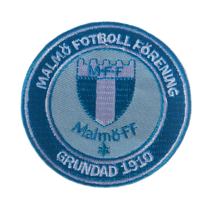 Tygmärke Malmö Fotbollförening rund