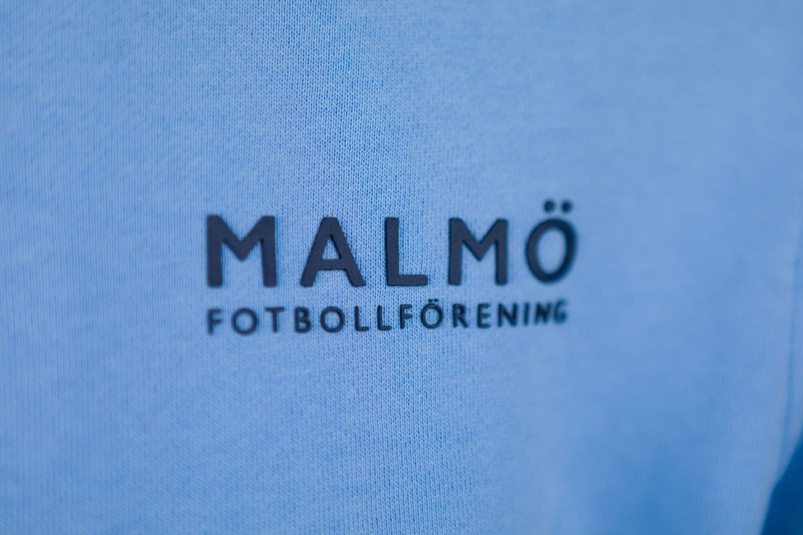 Ziphood barn ljusblå Malmö Fotbollförening