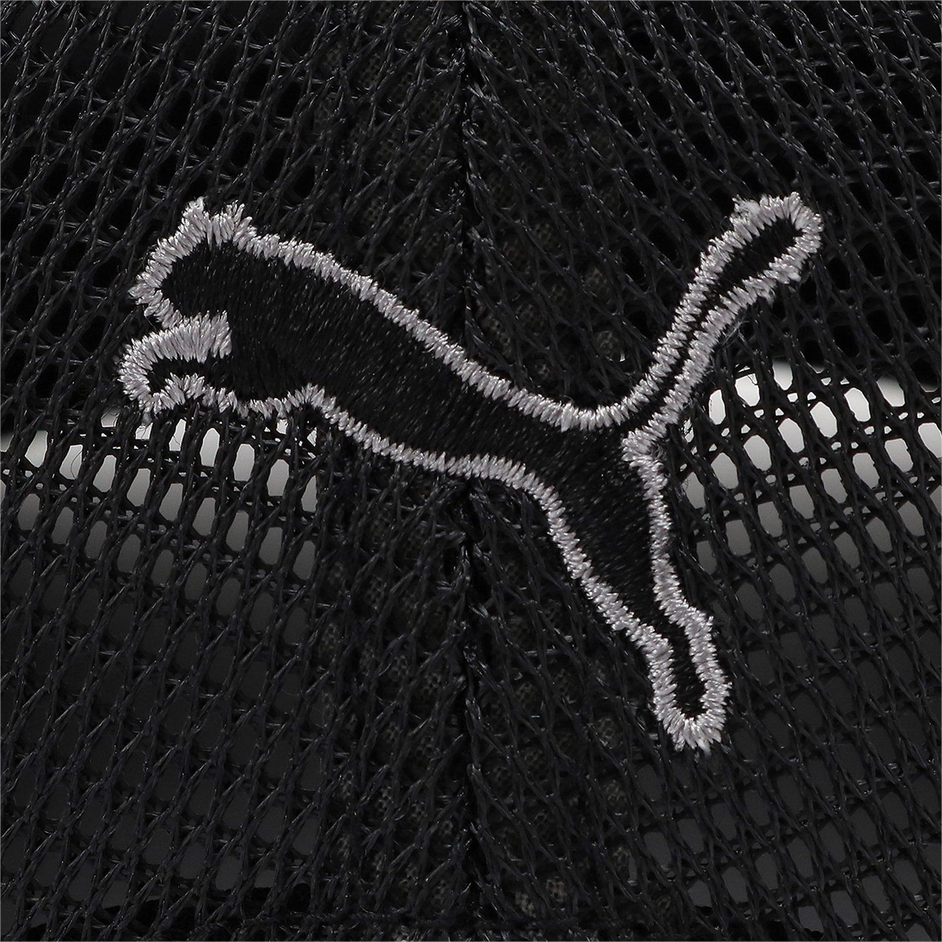 Puma keps trucker 110 P svart
