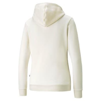 Puma dam hoodie ljus