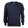 Sweatshirt embossed
